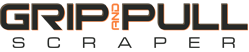 Grip and Pull Scraper Logo