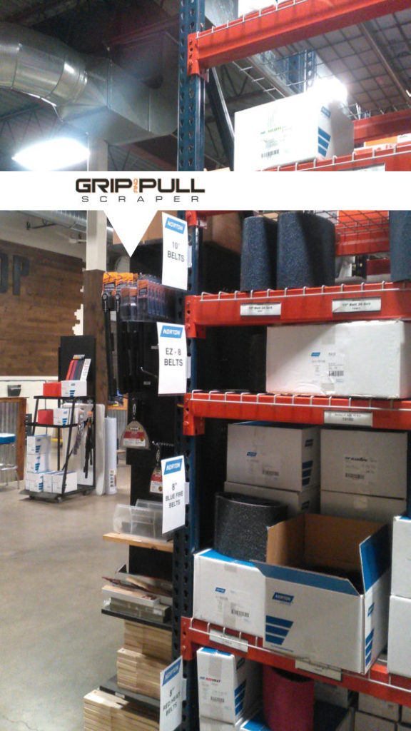 grip and pull scraper on store shelves near you - the ultimate scraper