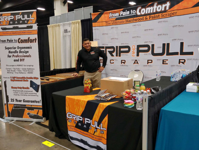 grip and pull show image 2019